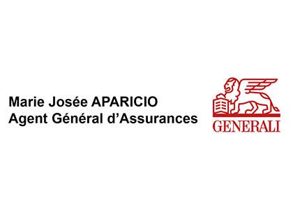 L'Aude une Chance, les entreprises signataires Aparicio Marie Josée - Generali