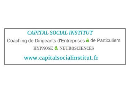 L'Aude une Chance, les entreprises signataires Capital Social Institut