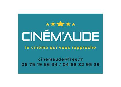 L'Aude une Chance, les entreprises signataires Cinémaude