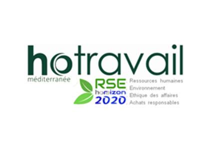 L'Aude une Chance, les entreprises signataires Hotravail