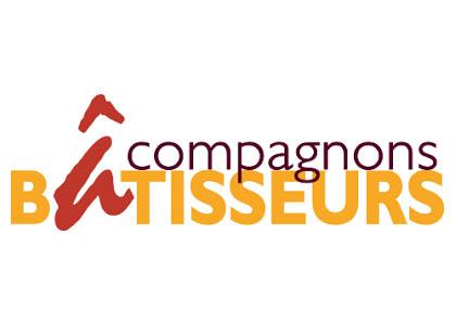 L'Aude une Chance, les entreprises signataires Les Compagnons Batisseurs