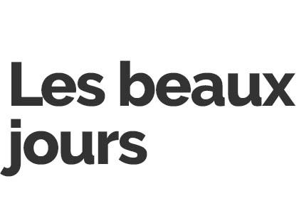 L'Aude une Chance, les entreprises signataires Les beaux jours