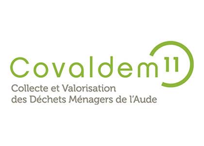 L'Aude une Chance, les entreprises signataires Carcassonne Covaldem 11