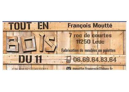 L'Aude une Chance, les entreprises signataires Tout en bois 11