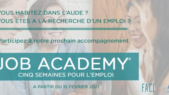 FACE Aude Actions EMPLOI JOB ACADEMY