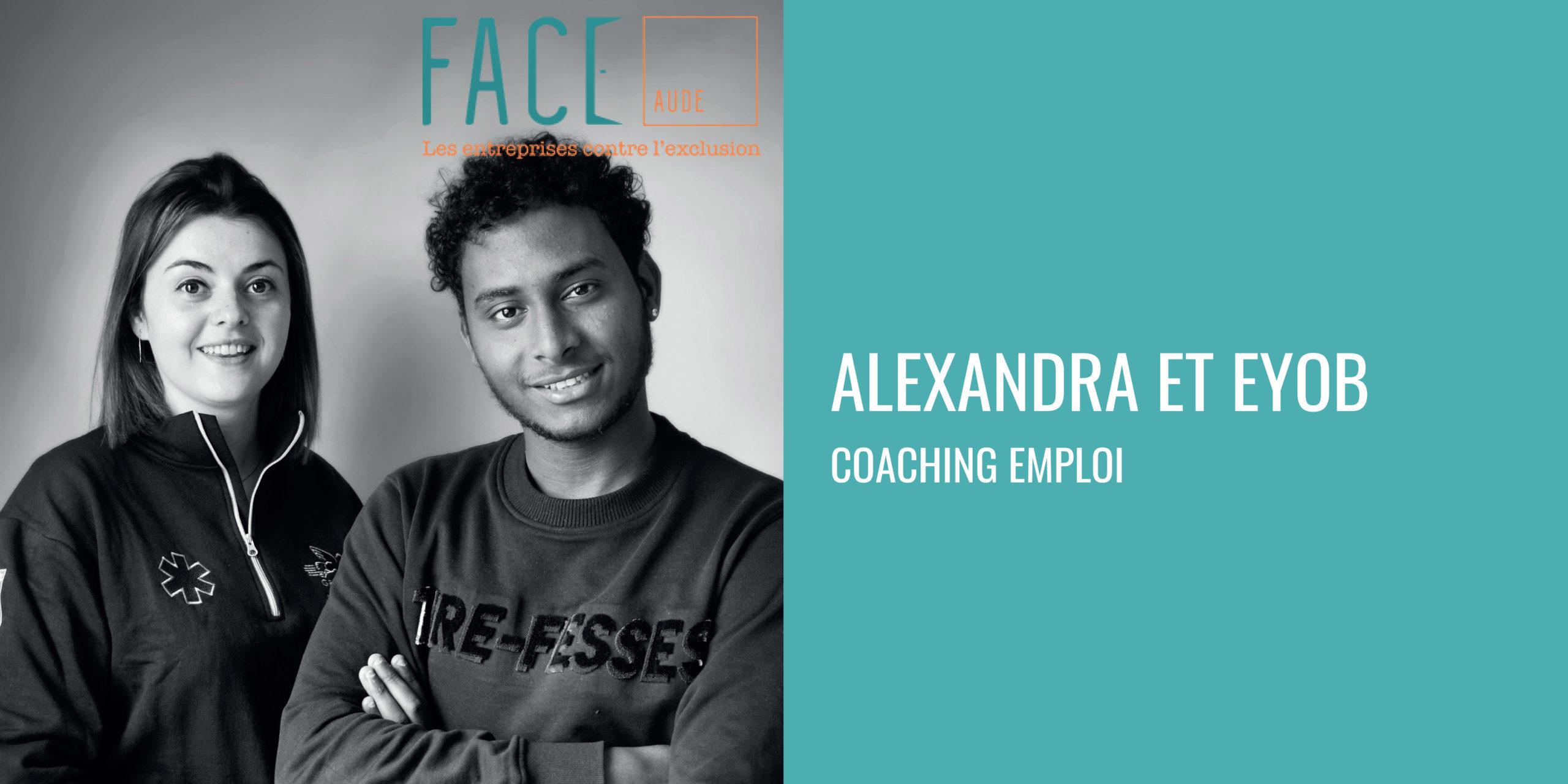 FACE Aude Coaching Emploi CV vidéo