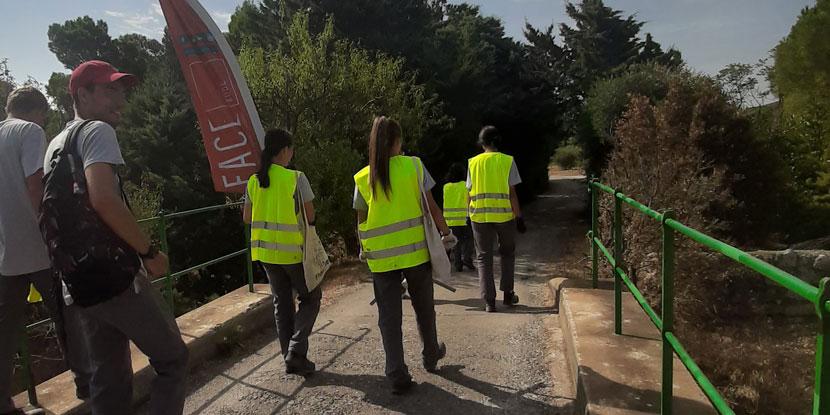 FACE Aude SWITCH, le pas de côté Chantiers jeunes du Grand Narbonne
