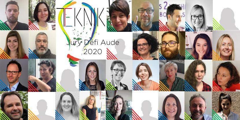 FACE Aude TEKNIK refaites le monde Remise des Prix 2020